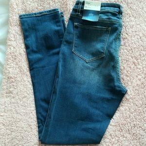 NY&Co Soho High Waist Skinny Jeans